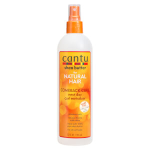 Cantu Shea Butter for Natural Hair Comeback Curl Next Day Curl Revitalizer 355ml