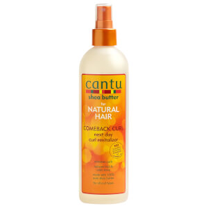 Cantu Shea Butter for Natural Hair Comeback Curl Next Day Curl Revitalizer 340g