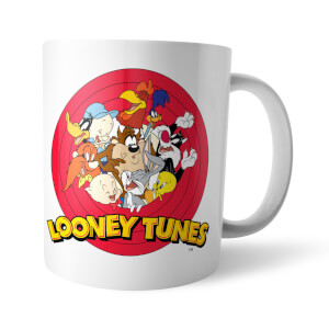Tazza Looney Tunes Rings Logo