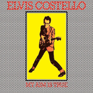 Elvis Costello - My Aim Is True 12 Inch LP