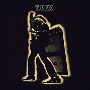 T. Rex - Electric Warrior 12 Inch LP