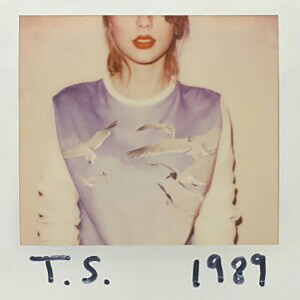 Taylor Swift - 1989 LP