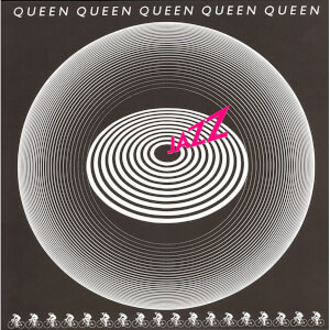 Jazz - Queen LP-Vinilo