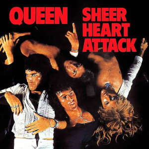 Queen – Sheer Heart Attack LP