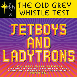 Various Artists - Old Grey Whistle Test: Jet Boys & Ladytrons L.P. SET