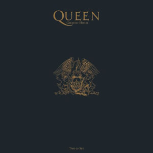Queen - Greatest Hits II L.P. SET