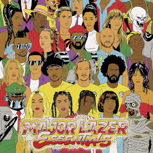 Major Lazer - Major Lazer Essentials L.P. SET