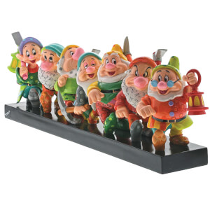 Disney Britto Seven Dwarfs Figurine 15.0cm from I Want One Of Those