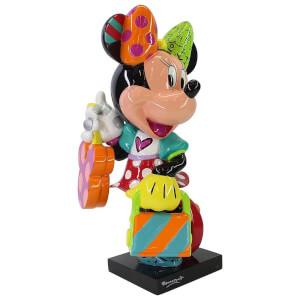 Disney Britto Fashionista Minnie Mouse Figurine 20.0cm
