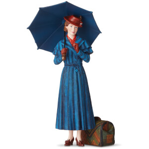Figura articulable Mary Poppins (25 cm) - Disney Showcase