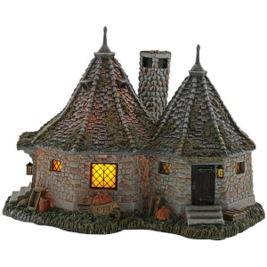 Harry Potter Village Hagrid's Hut 17.0cm