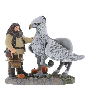 Harry Potter Village A Proud Hippogriff, Indeed 8.5cm