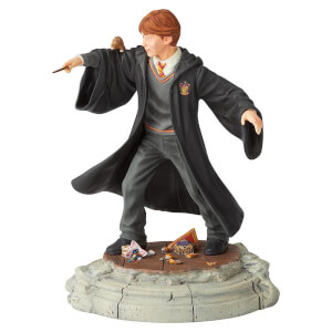 The Wizarding World of Harry Potter Ron Weasley Year One Statue 19.0cm