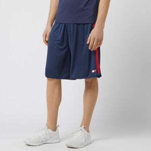 Tommy Hilfiger Sport Men's Shorts With Mesh - Sport Navy