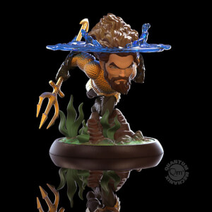 DC Comics Aquaman King of the Sea Q-Fig Vinyl Figure