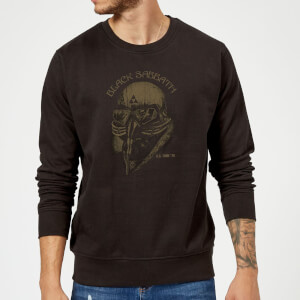 Black Sabbath Never Say Die 78 Sweatshirt - Black