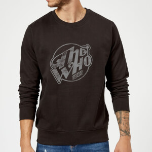 The Who 1966 Sweatshirt - Schwarz