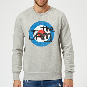 The Jam Target Logo Sweatshirt - Grey