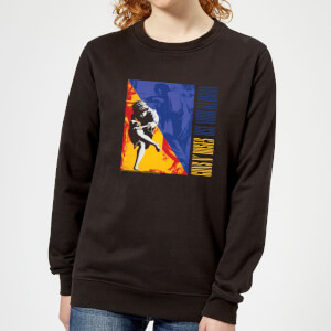 Guns N Roses Use Your Illusion Damen Sweatshirt - Schwarz