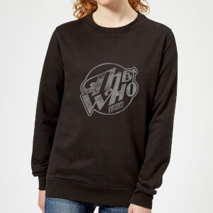 The Who 1966 Damen Sweatshirt - Schwarz