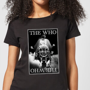 The Who Quadrophenia Damen T-Shirt - Schwarz