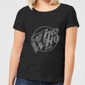 The Who 1966 Women's T-Shirt - Black