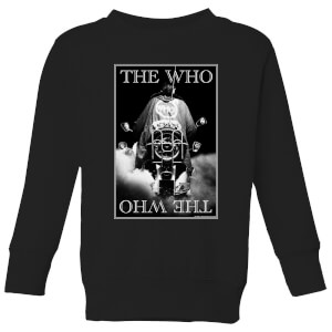 The Who Quadrophenia Kids' Sweatshirt - Black