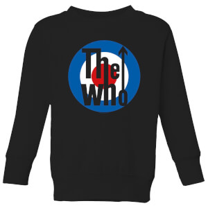 The Who Target Kinder Sweatshirt - Schwarz