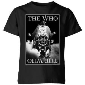 The Who Quadrophenia Kids' T-Shirt - Black