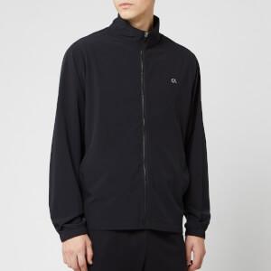 Calvin Klein Performance Men's Windbreaker Jacket - CK Black