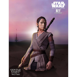 Gentle Giant Star Wars - Episode 7 1:6 Rey Mini Bust