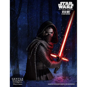Gentle Giant Star Wars: The Force Awakens Kylo Ren Mini Bust