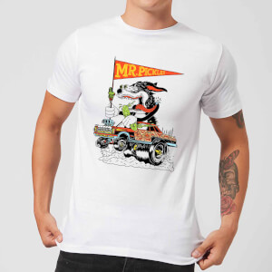 Mr Pickles Drag Race Men's T-Shirt - White