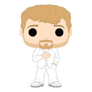 Pop! Rocks Backstreet Boys Brian Littrell Funko Pop! Figuur
