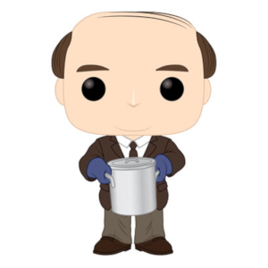 Figura Funko Pop! - Kevin Malone con Chili - The Office (NYTF)