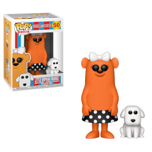 Otter Pops - Little Orphan Orange Pop! Vinyl Figur