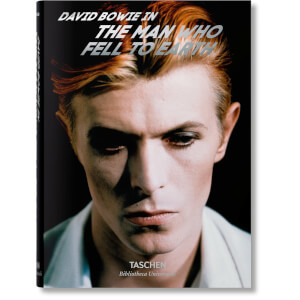 David Bowie: The Man Who Fell to Earth (tapa dura)