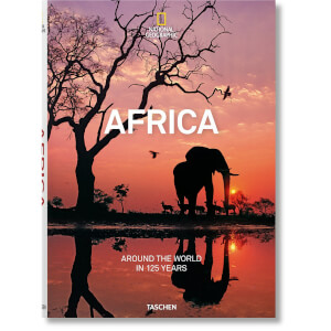 National Geographic: Around the World in 125 Years - Africa (Hardback)