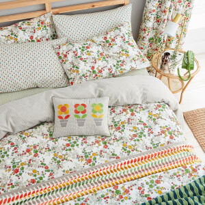 Helena Springfield April Duvet Cover Set - Green