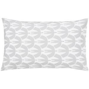 Scion Pajaro Standard Pillowcase Pairs - Steel