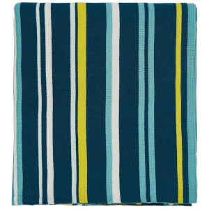 Scion Mr. Fox Throw - Teal