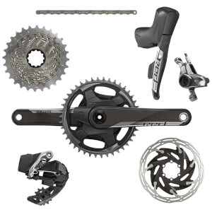 SRAM Red eTap AXS 1 x D1 Electronic Hydraulic Groupset
