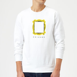 Friends Frame Sweatshirt - White