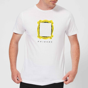 Friends Frame Men's T-Shirt - White