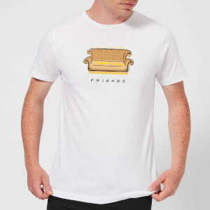 Friends Couch Men's T-Shirt - White