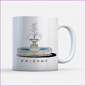 Friends Fountain Mug