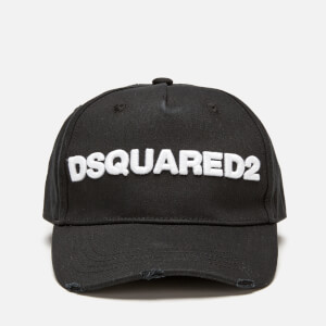 Dsquared2 Men's Dsquared2 Baseball Cap - Nero/Bianco