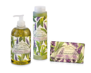 Nesti Dante Lavender and Verbena Value Bundle (Worth £21.65)