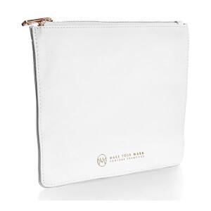 Contour Cosmetics Luxury Make Up Bag - White