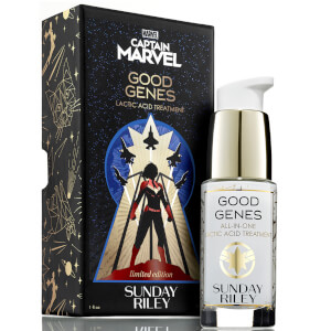 Sunday Riley CAPTAIN MARVEL x GOOD GENES All-in-One Lactic Acid Treatment 50ml - Limited Edition